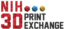 National Institutes of Health (NIH) 3D Print Exchange